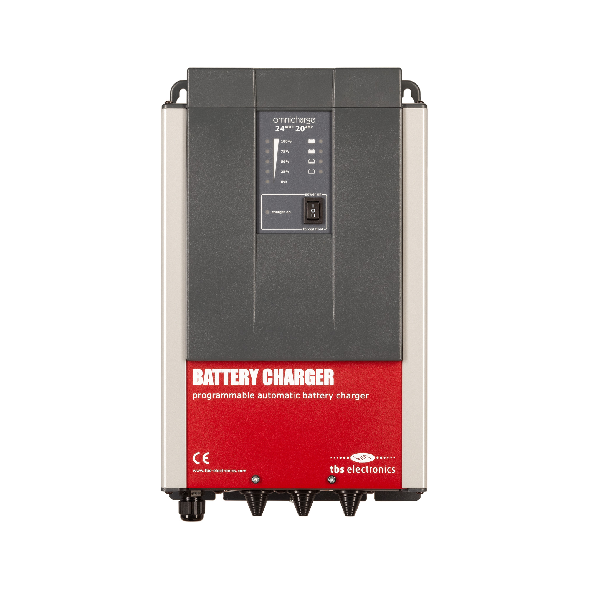 Marine Battery Charging Systems : Rv marine battery chargers enertec