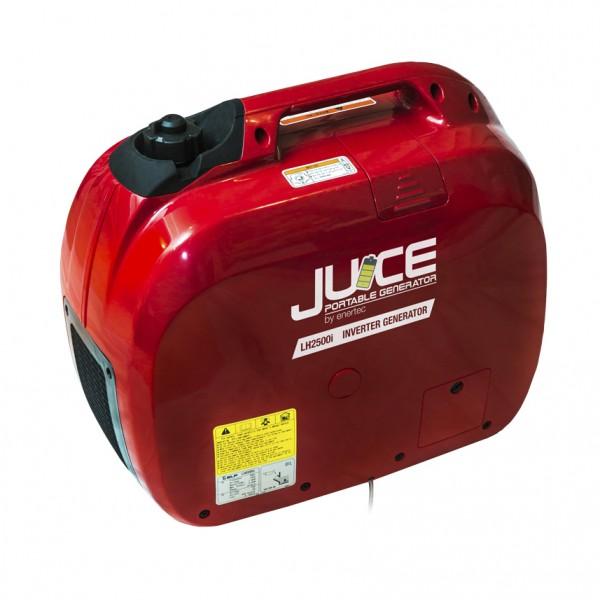 Portable Generator side