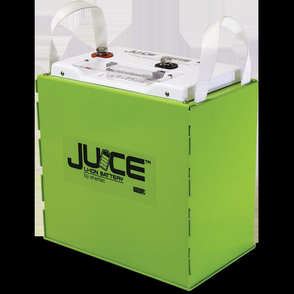 Lithium Ion Battery >> Juice Lithium Ion Batteries Enertec Marine